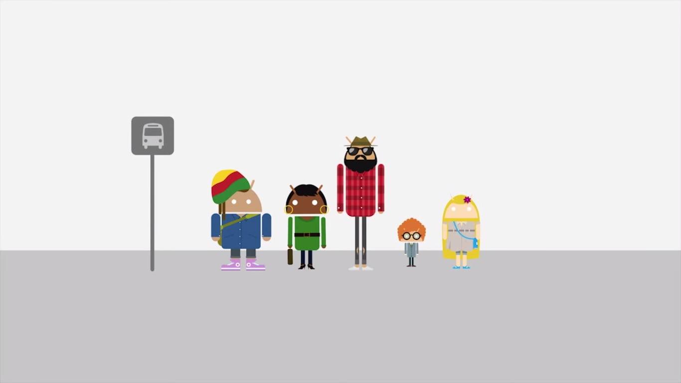 Google lanseaza doua clipuri