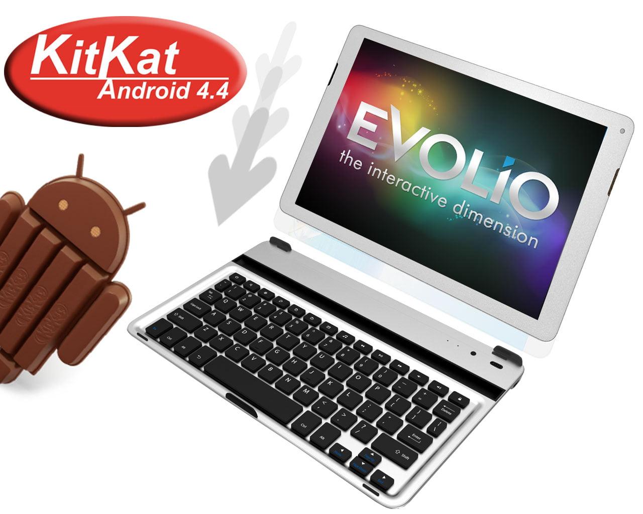 Evolio X10 primeste Android 4.4