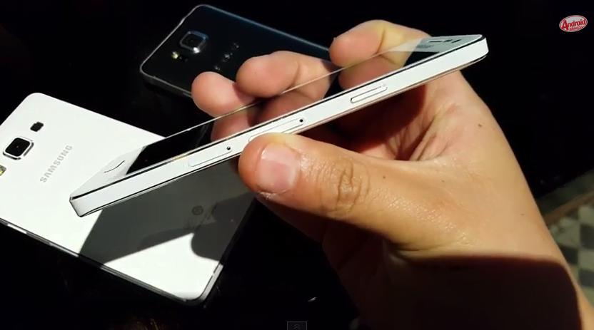 Samsung Galaxy A5 si A3