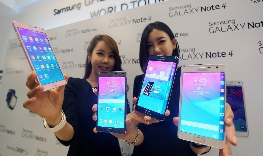 Orange accepta precomenzi pentru Galaxy Note 4