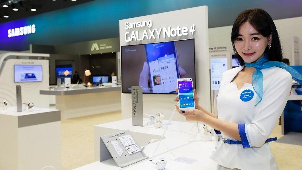 Pretul Galaxy Note 4