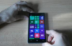 despachetare lumia 930