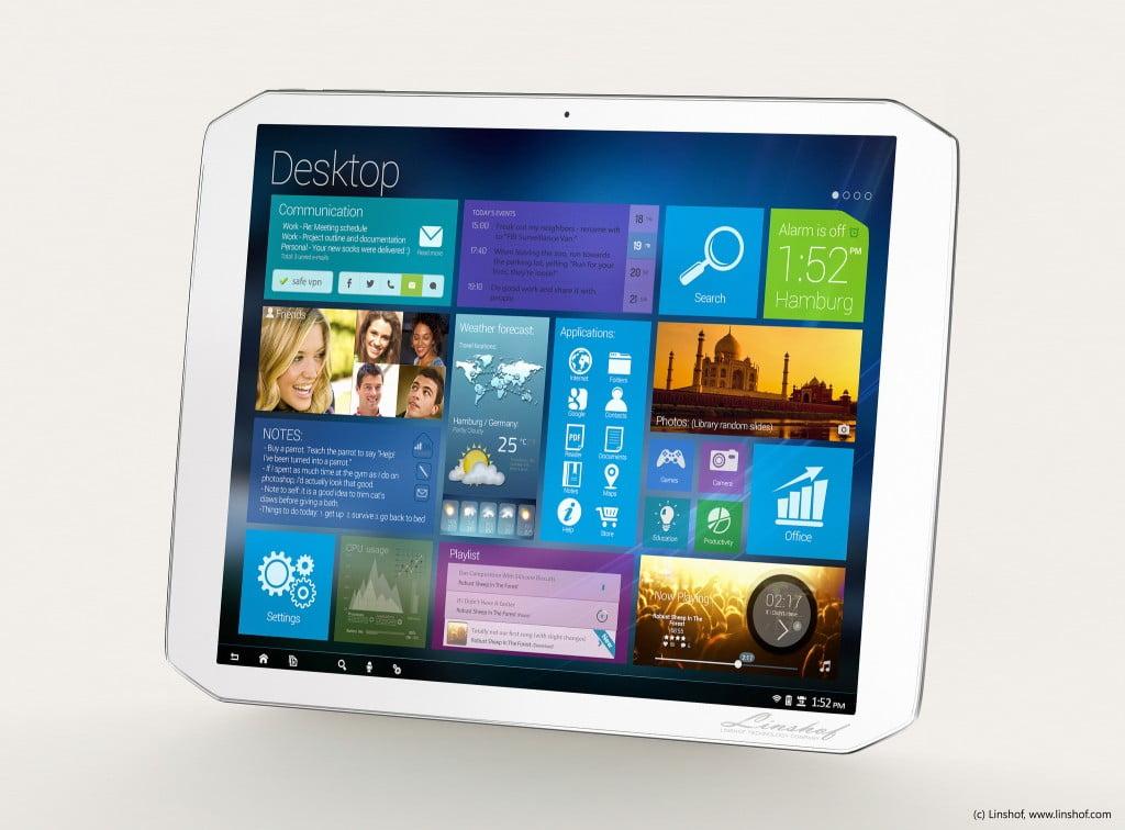 linshof i8 + linshof performance tablet
