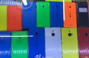 Lumia 1330 si Lumia 535