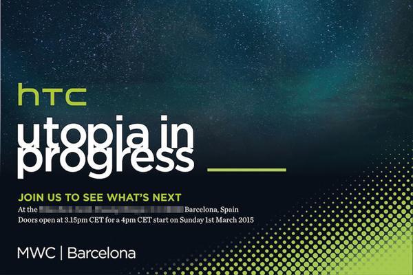 HTC One M9 se lanseaza la Mobile World Congress 2015