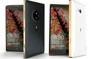 lumia 830 si 930 gold edition
