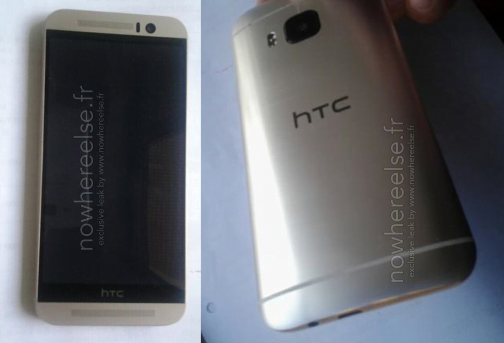 HTC One M9 fotografiat