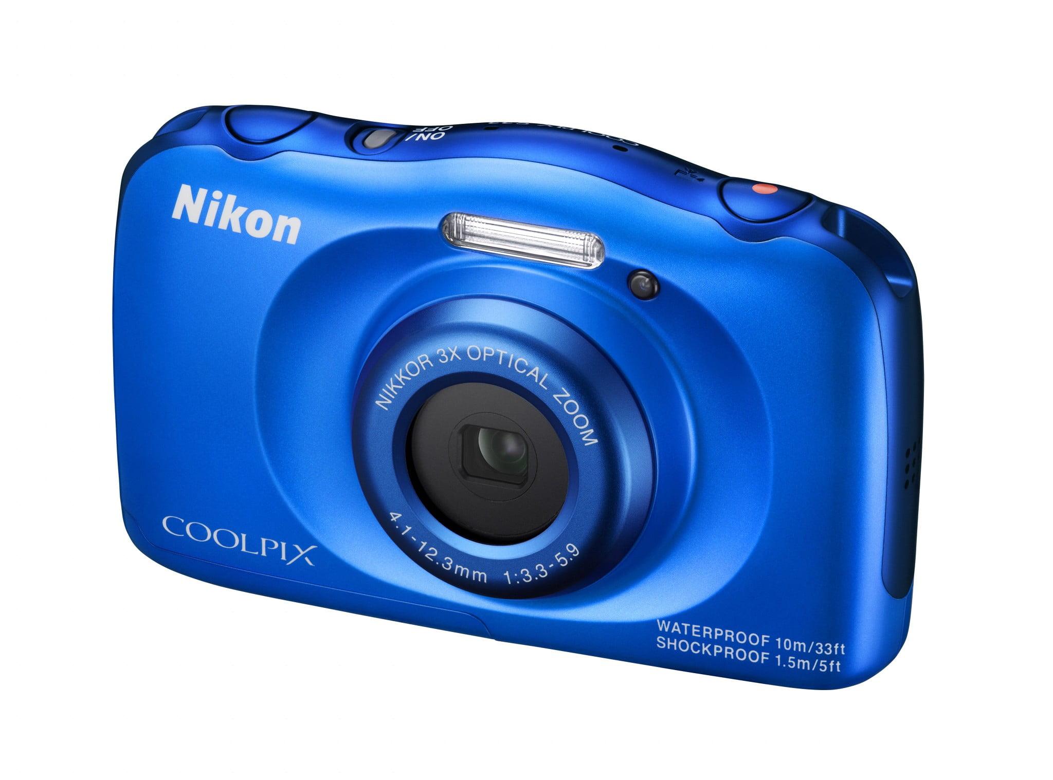 Nikon Coolpix S33