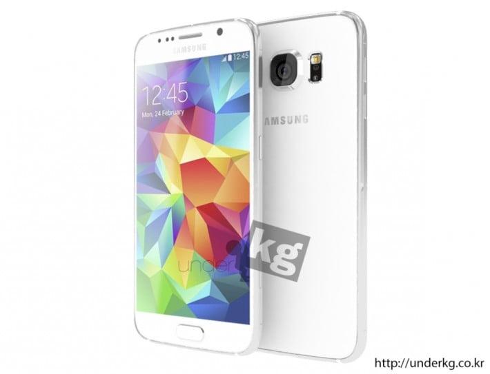 Imagini Samsung Galaxy S6