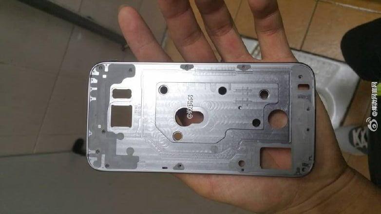 sasiul telefonului galaxy s6