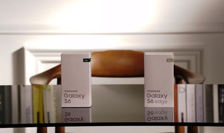 Clipurile de prezentare Galaxy S6 si Galaxy S6 Edge