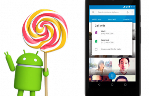 actualizare Android 5.1 Lollipop