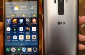 LG G4 Stylus fotografiat