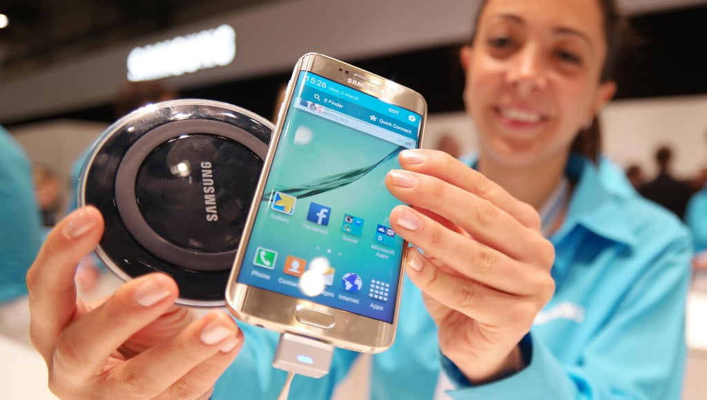 Galaxy S6 Edge primeste premiul