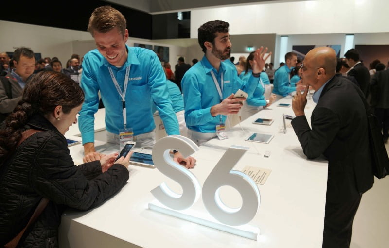 20 milioane de telefoane Galaxy S6 si Galaxy S6 Edge