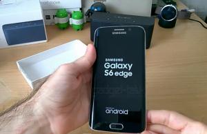 Cat de rezistente sunt Samsung Galaxy S6 si S6 Edge