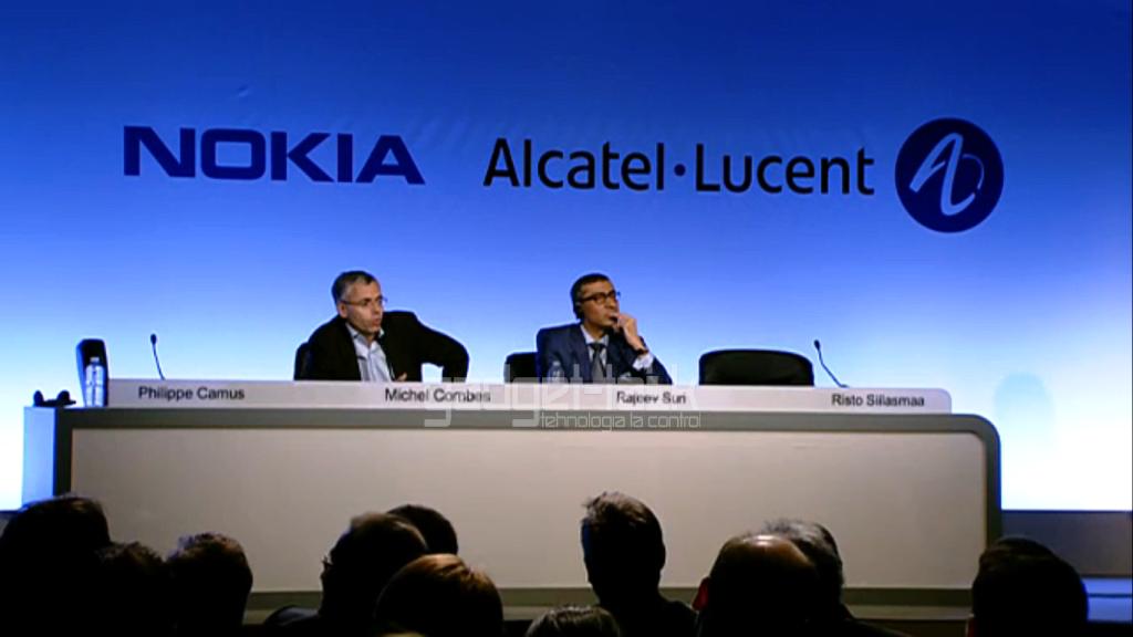 Nokia cumpara Alcatel-Lucent