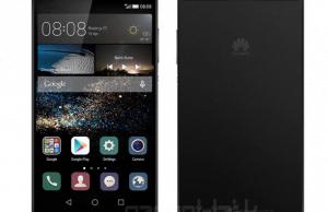 Huawei P8 si P8 Max