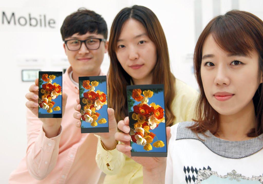 LG anunta noul display 2K