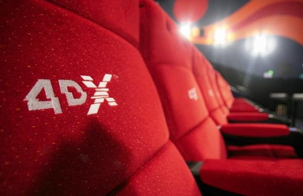 primul cinema 4dx