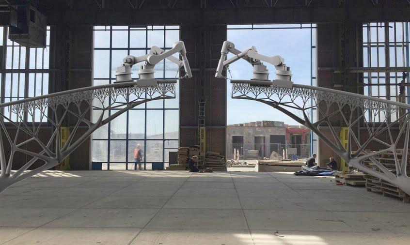 Primul pod printat 3D