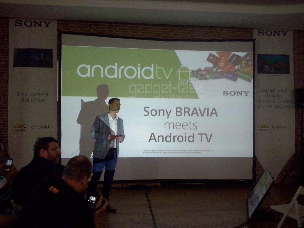 televizoare BRAVIA cu Android TV