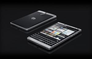 BlackBerry Passport Silver Edition cu sistem de operare Android