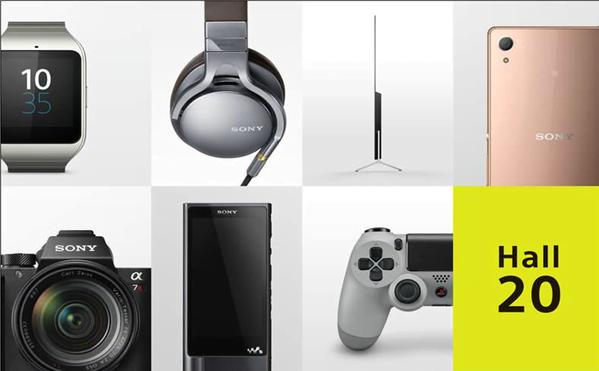 Sony confirma conferinte de presa din cadrul IFA 2015