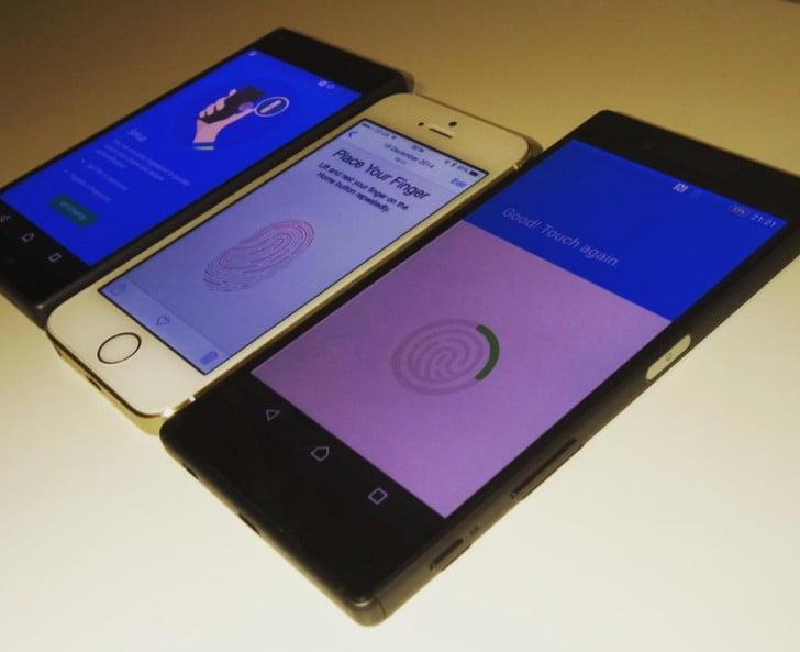 Sony Xperia Z5 si Xperia Z5 Compact