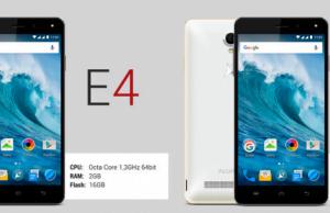 Allview lanseaza telefoanele E4 si E4 Lite