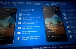 Lumia 950, Lumia 950 XL si Lumia 550 aproape de lansarea oficiala