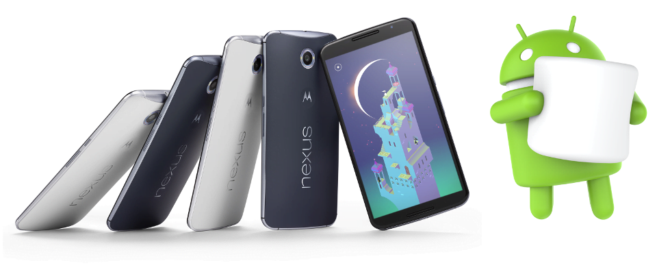 Nexus 6 si Nexus 5 primesc Android 6.0 din octombrie