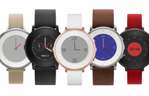 Pebble lanseaza primul sau smartwatch circular