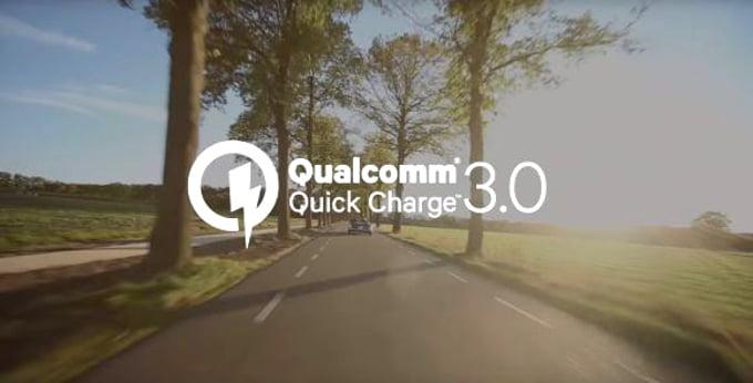 Qualcomm a lansat Quick Charge 3.0, adica incarcare de la 0% la 80% in aproximativ 35 de minute