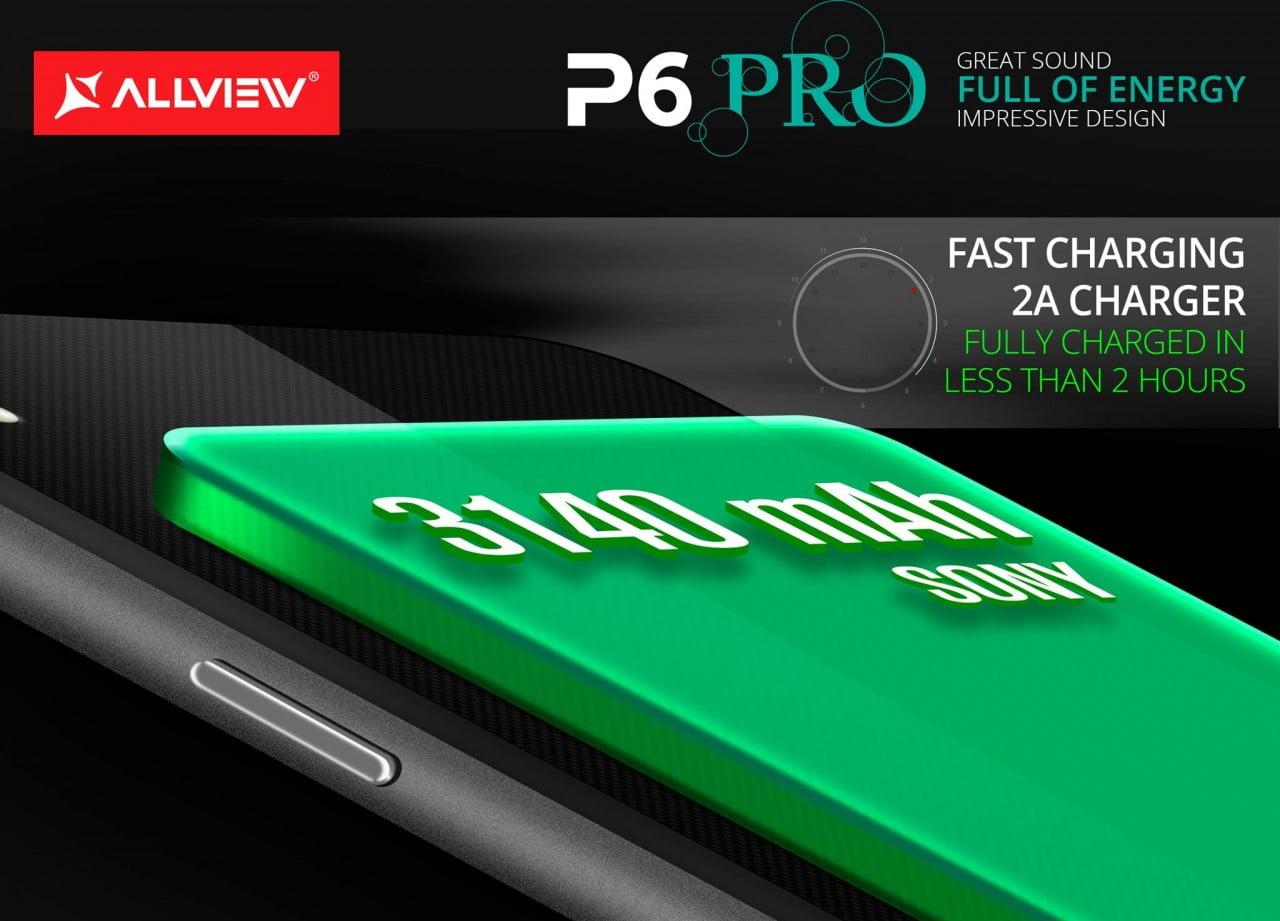 specificatiile Allview P6 Pro 1