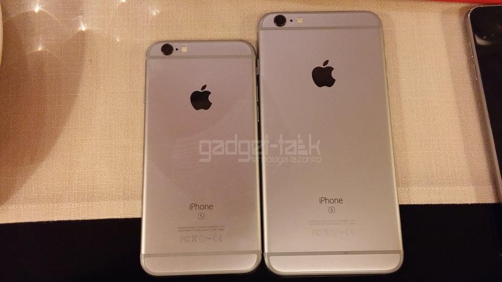 iPhone 6S si iPhone 6S Plus oficial disponibile