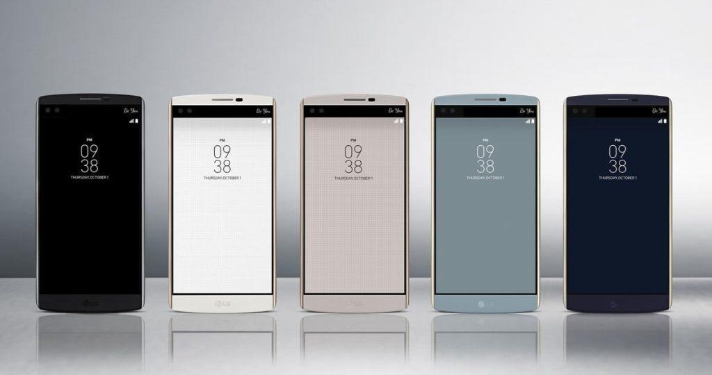 LG V10 este lansat oficial