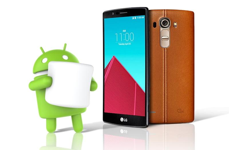 LG G4 primeste actualizare Android 6.0
