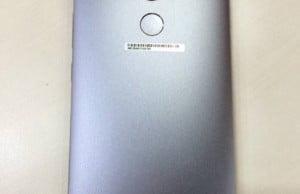 Imagine a unui prototip Huawei Mate 8