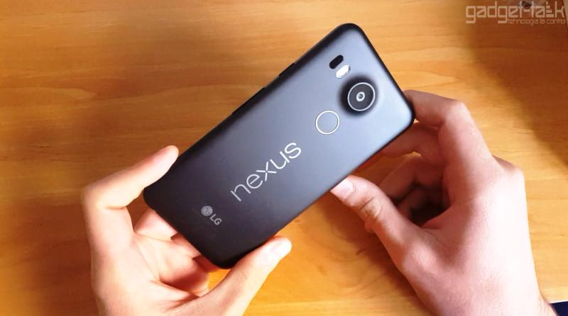 Prezentare generala Nexus 5X