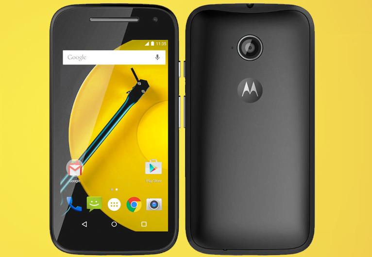 Moto E 4G primeste Android 6.0