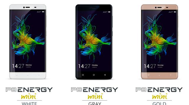 P8 Energy Mini