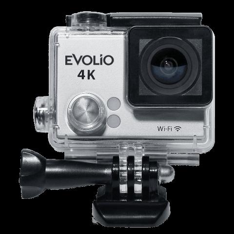 Evolio lanseaza camera sport iSmart 4K