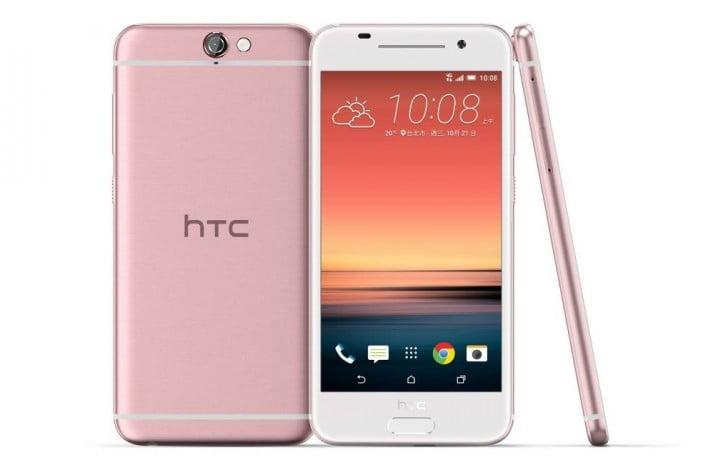 HTC anunta One A9 Roz