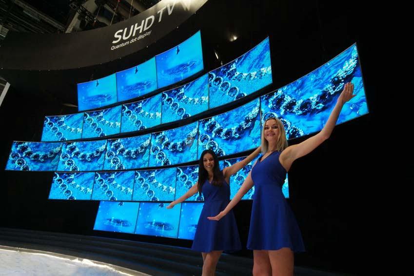 Ce a lansat Samsung Electronics la CES 2016 in Las Vegas