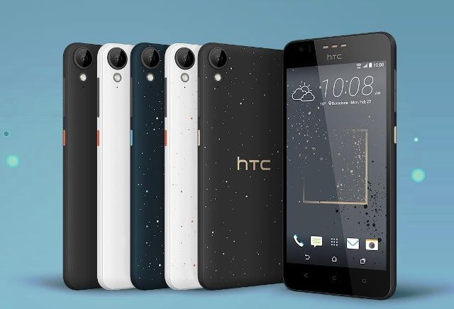 HTC lanseaza telefoanele Desire 825, 630 si 530