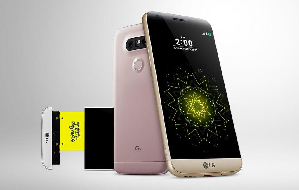 LG G5 anuntat