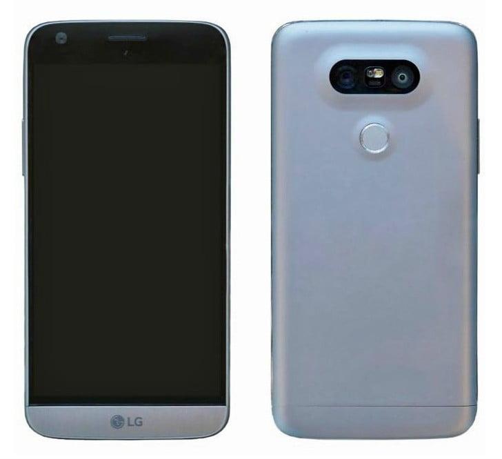 LG G5 va avea un slot modular