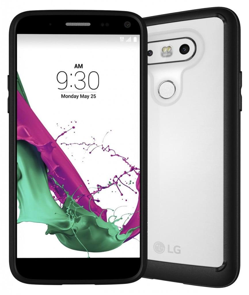 LG G5 dezvaluit de Amazon