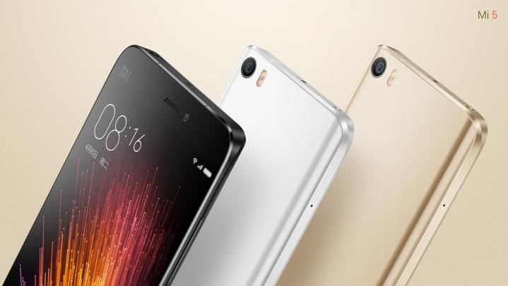 Xiaomi anunta Mi 5